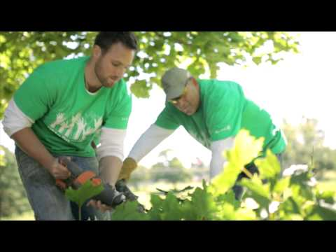 Munich Re America Day of Service