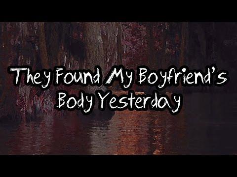 OMG im writeing a creepypasta boyfriend scenarios 😮 - YouTube