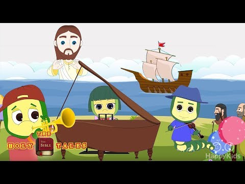 Count Your Blessings I Bible Rhymes Collection I Bible Songs For Children with Lyrics