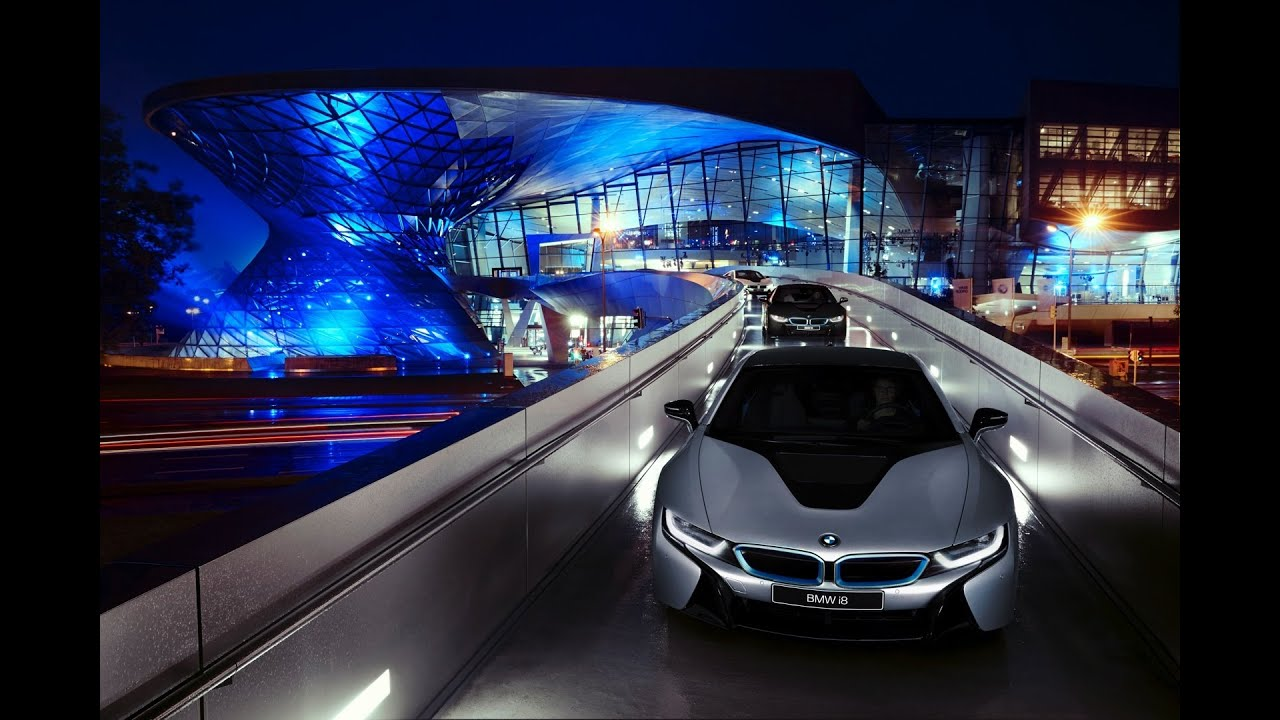 bmw museum in munich youtube. Black Bedroom Furniture Sets. Home Design Ideas