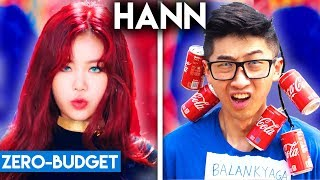 K-POP WITH ZERO BUDGET! (G)I-DLE - HANN (Alone)