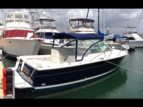 2000 29 Tiara 2900 Coronet Harbor Edition For Sale In San Diego- Sold!