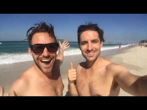 Live from Rio's Best Beach 🌴🇧🇷👌🏼#CreatorsInRio