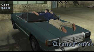 GTA San Andreas PC - Fender Ketchup glitch - Fix: turn the Frame Limiter ON