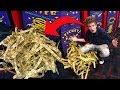 OMG CRAZIEST ARCADE JACKPOT WIN EVER!!! - YouTube