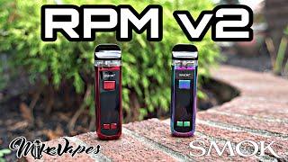 Smok RPM2 80w Pod Mod & New Coils!