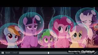 май литл пони В кино трейлер пони русалки