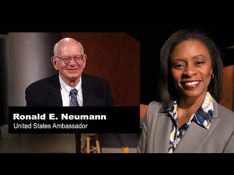 Consider This #301 - Ronald E. Neumann, United States Ambassador