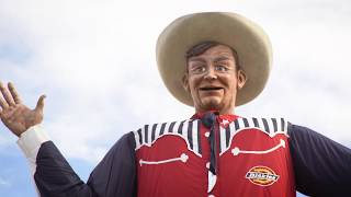 A Texas-Sized Thank You from Big Tex and the State Fair of Texas.