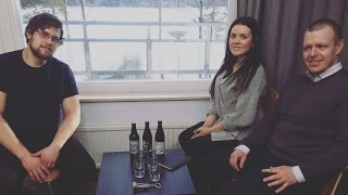 Levottomat-ohjelman vieraana Humalove Brewingin Tero Forsberg