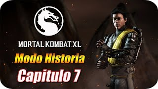 Mortal Kombat XL - Modo Historia - Gameplay Español - Capitulo 7 - ...
