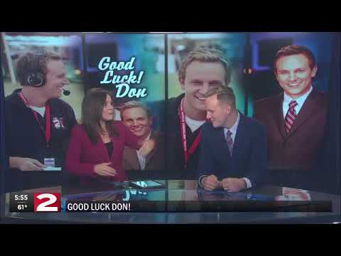 Kristen Copeland delivers emotional farewell to co-anchor Don Shipmen