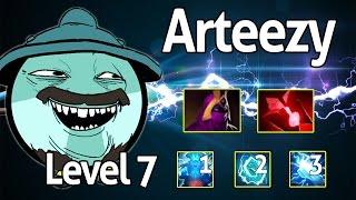 arteezy dota 2 guide professional storm spirit mid lane i am cdec usa arteezy