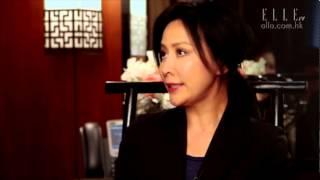 劉嘉玲專訪:與梁朝偉生活 最真實的浪漫