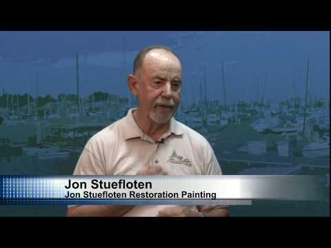 Historical Restoration Painter Jon Stuefloten