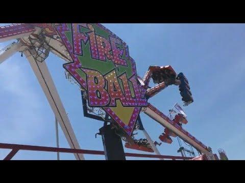 Fairground Accident At Ohio Fair Doovi