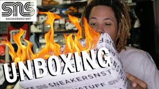 y all never seen these unboxing adidas from sneakersnstuff