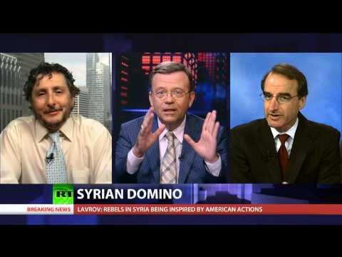 CrossTalk: Syrian Domino