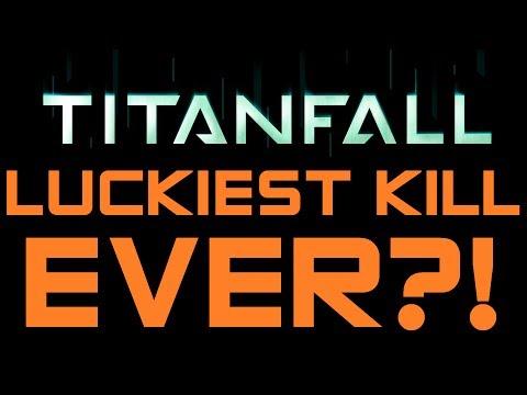 Titanfall - Luckiest Vortex Shield Kill Ever? (Titanfall Amazing Moment)