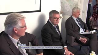 Politique : comment s'organise la primaire de la droite et du centre ?