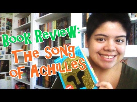 Book Review: The Song of Achilles  Madeline Miller