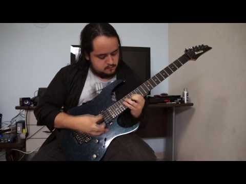 Dream Theater  On the backs of angels solo Gustavo Roddan