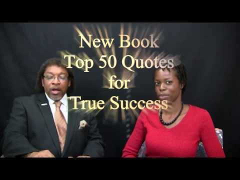 Cydanni Steele is interviewed by Walter Davis on Progress in the World