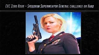 [C&C Zero Hour] Speedrun - Superweapon Challenge on Hard mode