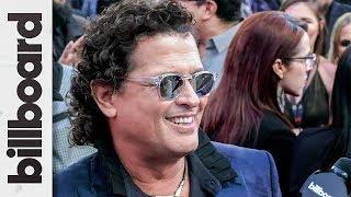 Carlos Vives Sings a Few Lines of 'Hoy Tengo Tiempo' | Latin Grammys 2018