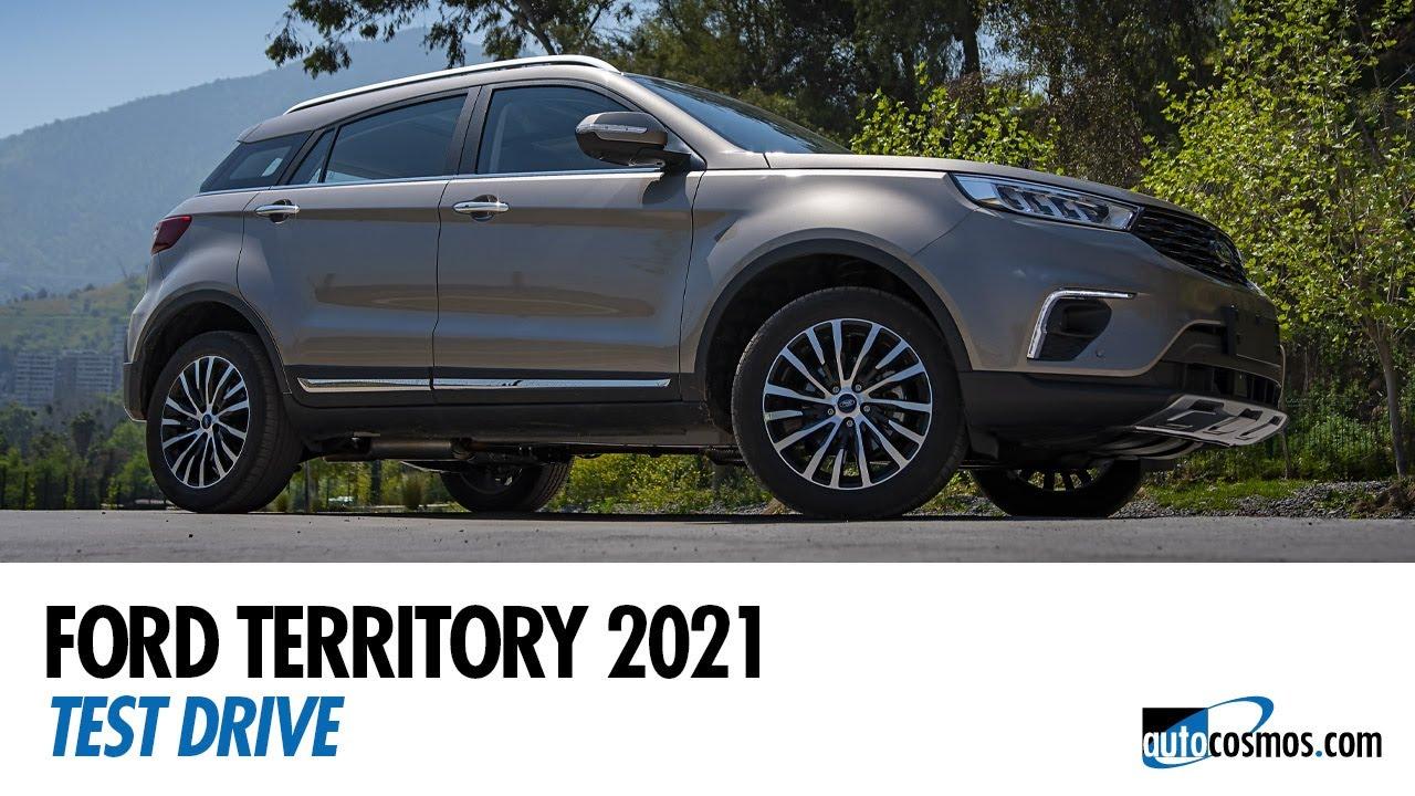 Probamos la nueva Ford Territory 2021