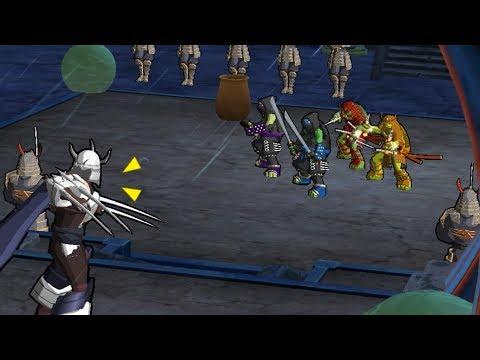 Teenage Mutant Ninja Turtles:  Portal Power. Final.