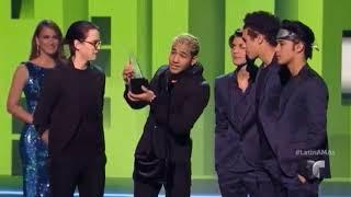 Premian a músicos cubanos en gala de los Latin American Music Awards