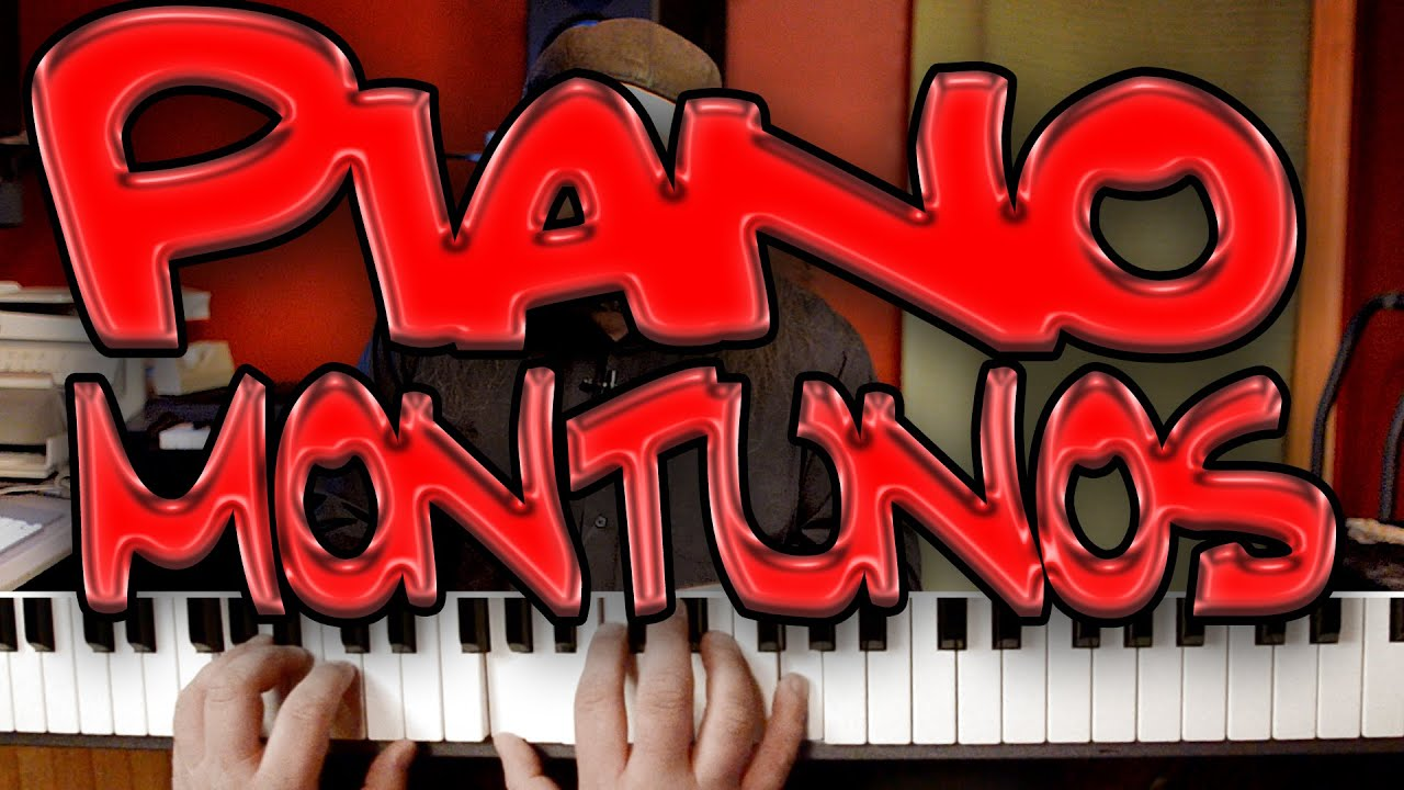 How to play a piano montuno over any chord youtube hexwebz Choice Image