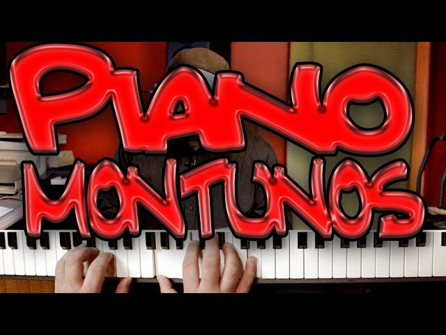 How To Play a Piano Montuno over any chord