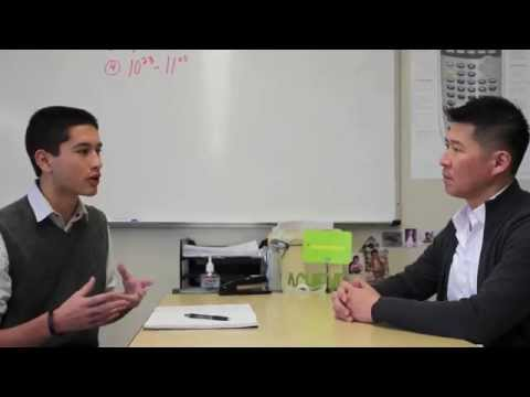 Matt and Simon Interview