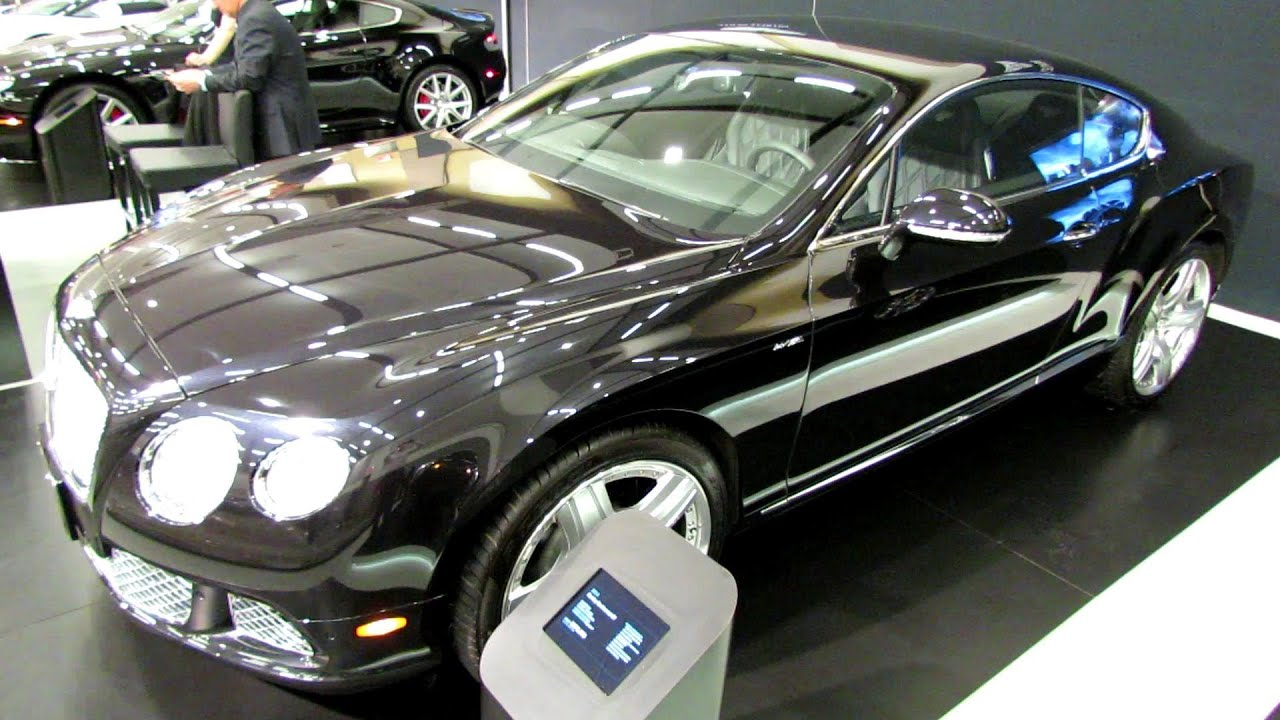 2014 Bentley Continental Gt Speed Exterior And Interior Walkaround