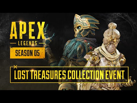 Apex Legends Lost Treasures Collection Event Trailer