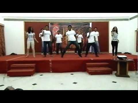 IIM Trichy farewell dance - chettikulangara chotta mumbai