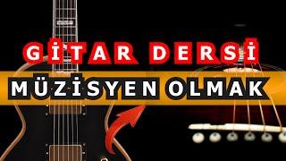 Selim Işık Gitar Dersi  34 - Ses ve Yapısı Müzisyen Olmak