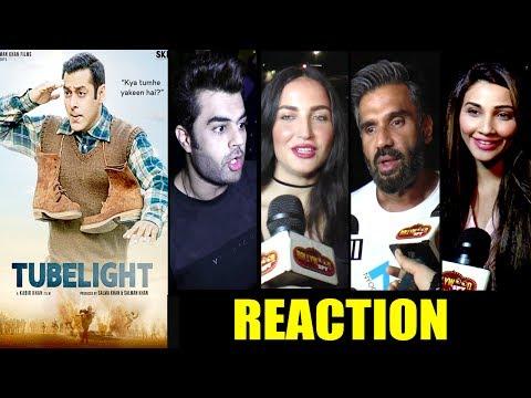 Bollywood Celebs Reaction On Salman Khan's TUBELIGHT Movie