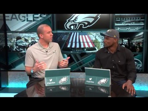 Inside The Studio: Nigel Bradham