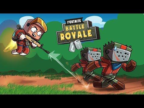 Minecraft Fortnite - ULTIMATE JETPACKS BATTLE! (Jetpack Update)