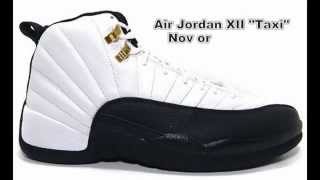 Updated 2013 Air Jordan Releases