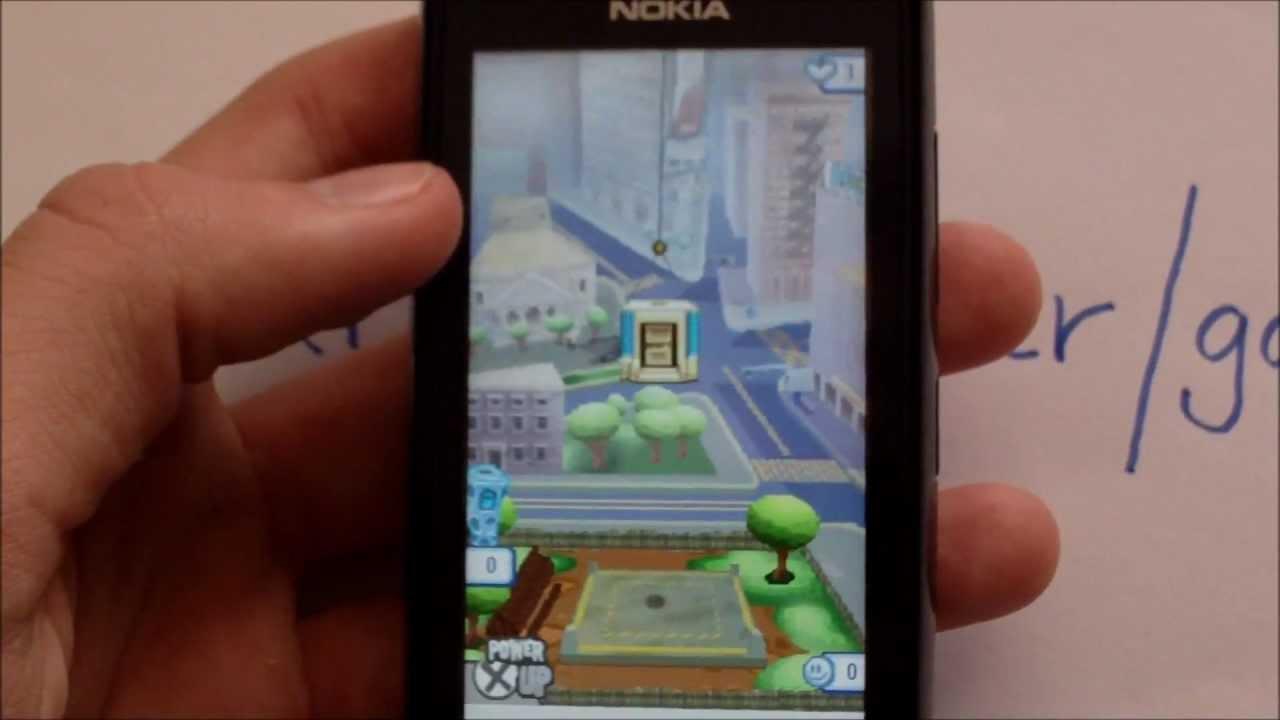 tower bloxx new york symbian 3