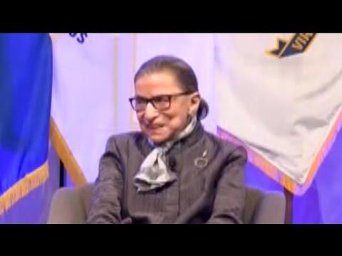 SCOTUS Justice Ruth Gader Ginsberg's workout routine