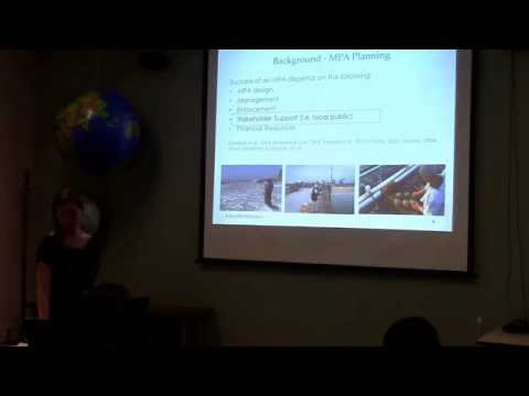 ENVS Thesis Defense 5/24/2016: Nicole Catalano