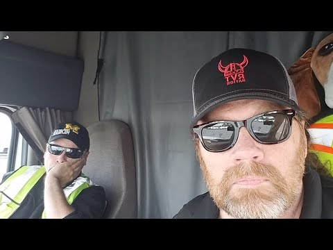 Ugly Truth Of CDL Trucking Refrigerated Wait Times | Red Viking Trucker | RVTGear.com