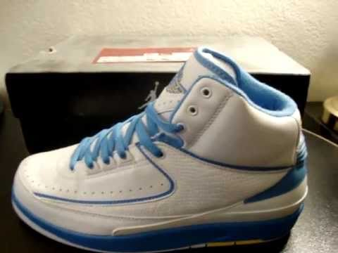 reputable site 40665 f15d0 Air Jordan Retro 2 II