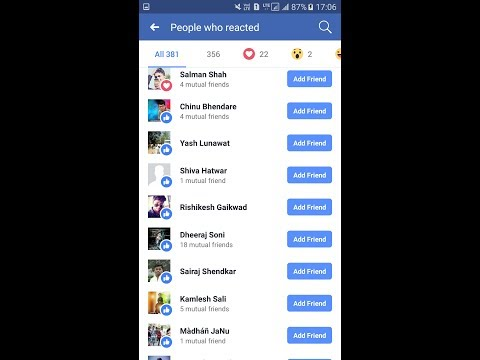 Indian Auto likes With Mutual Friends
