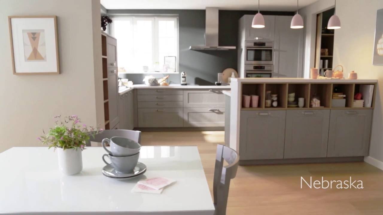 schmidt k chen koblenz musterk che nebraska youtube. Black Bedroom Furniture Sets. Home Design Ideas
